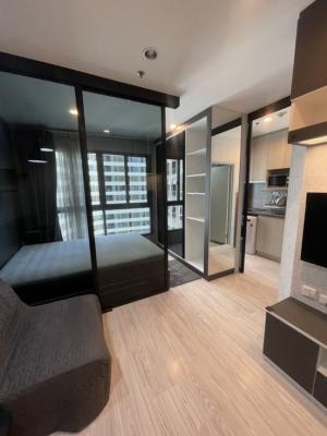 For RentCondoBangna, Bearing, Lasalle : For rent STUDIO 14th floor