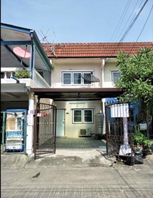 For SaleTownhouseRamkhamhaeng,Min Buri, Romklao : Selling below the market. Manorom 1, good location near Safari World.