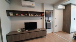 For RentCondoKasetsart, Ratchayothin : Premio Quinto, beautiful new room, next to Sena BTS, beautiful new room, fully furnished, available
