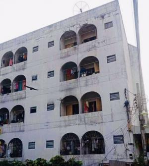 For SaleBusinesses for saleBang kae, Phetkasem : Urgent sale with tenants (100% full tenants) 4-storey apartment, 2 buildings.