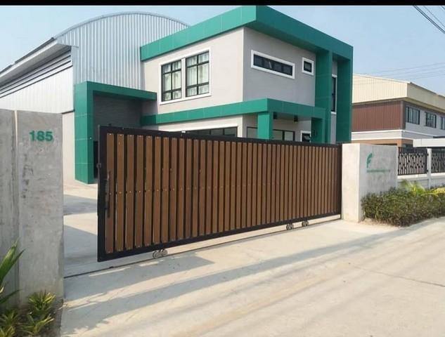 ขายโรงงานนครปฐม พุทธมณฑล ศาลายา : ขายโรงงานพร้อมออฟฟิศ เนื้อที่ 1 ไร่ ย่านนครปฐม อำเภอบางเลน
