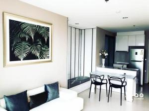 For RentCondoSukhumvit, Asoke, Thonglor : For Rent SRhythm Sukhumvit 42 - 1Bed, size 48 sq.m., Beautiful room, fully furnished.
