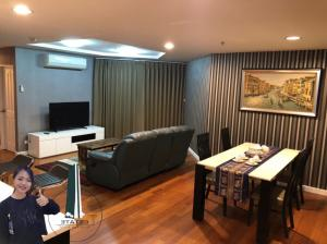 For RentCondoRama9, Petchburi, RCA : 🔥For Rent Condo Bell Grand Rama9 🎊Nice Layout with Good Price 35,000/ 2 bed 2 bath 100sqm 🎊