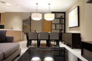 For RentCondoSathorn, Narathiwat : The Empire > 2 Bedroom Duplex 108sqm Fully Furnished 54,000/Month