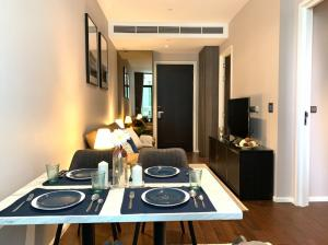 For RentCondoSukhumvit, Asoke, Thonglor : Diplomat Sukhumwit 39 > Close to Emqautier, size 54 sq m, price negotiable