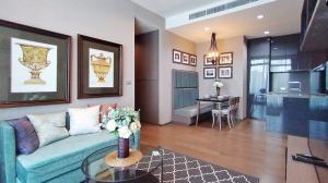 For RentCondoSathorn, Narathiwat : For Rent at The Diplomat Sathorn (2BR, Corner Unit)