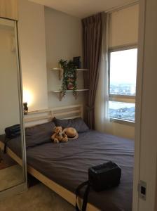 For RentCondoSamrong, Samut Prakan : Condo for rent Notting Hill Sukhumvit-Phraeksa BA21_06_100_05 beautiful room, electrical appliances, price 7,499 baht.