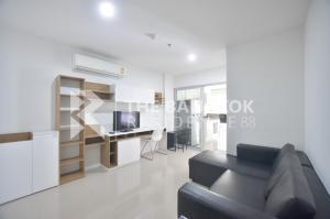 เช่าคอนโดพระราม 9 เพชรบุรีตัดใหม่ : Hot Deal!!! ห้องแต่งพร้อมเฟอร์ เช่าคอนโดใกล้ MRT พระราม 9 - Aspire Rama 9 @13,000 บาท/เดือน