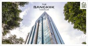 For SaleCondoSukhumvit, Asoke, Thonglor : The Bangkok Thonglor last 4 units 🔥 1 Br 55.89 Sq.m. High Floor 23.9 MB💥