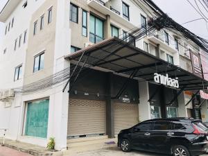 For SaleShophousePattaya, Bangsaen, Chonburi : 4-storey commercial building, Samed Subdistrict, Mueang Chon Buri