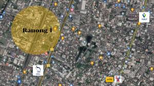 ขายที่ดินสะพานควาย จตุจักร : ขายที่ดินเปล่าแปลงสุดท้าย บนถนนพระราม 6 !