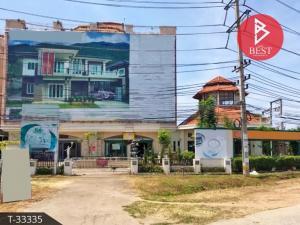 For SaleShophouseChiang Mai : Commercial building for sale, 3 ngan, 50.0 square wah, Hang Dong, Chiang Mai.
