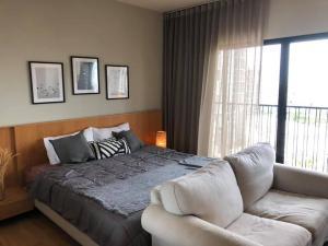 For RentCondoSukhumvit, Asoke, Thonglor : For Rent Noble Reveal Ekkamai 200m from BTS with bathtub, fully furnished @24agency