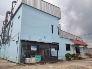 ขายโรงงานรังสิต ธรรมศาสตร์ ปทุม : ขายโรงงาน ห้องเย็น พร้อมอุปกรณ์ สามารถดำเนินกิจการต่อได้ ขนาด 1-3-61 ไร่ ใกล้ตลาดไอยรา
