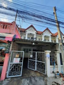 For RentTownhouseAyutthaya : (For Rent)Townhouse Sinthiva Thani Village Ayutthaya