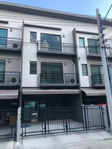 For RentTownhousePinklao, Charansanitwong : House for rent in Klang Muang Pinklao-Charan