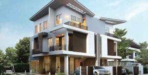 For RentTownhouseVipawadee, Don Mueang, Lak Si : 3-storey townhome for rent, near Don Mueang-Rangsit, Laksi, beautiful decoration, ready to move in. Suitable for living or making a home office. #can raise pets Townhome for rent