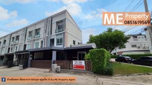For SaleTownhousePattanakan, Srinakarin : SELL Townhome Corner 3 floors Patio Patthanakarn 38 near garden and clubhouse