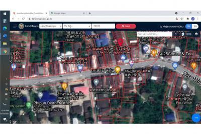 For SaleTownhouseNakhon Si Thammarat : ขายทาวเฮ้าส์ใจกลางเมืองพิปูนหลัง ธ.ธกส.สาขาพิปูน