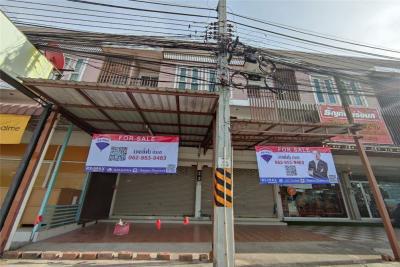ขายทาวน์เฮ้าส์/ทาวน์โฮมพัทยา บางแสน ชลบุรี : ทาวน์โฮม 3 ชั้น อ่างศิลา