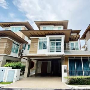 For SaleHouseKaset Nawamin,Ladplakao : ⭐(Sale)* *3 storey detached house, The Primary Prestige Ratchada-Ramintra project**