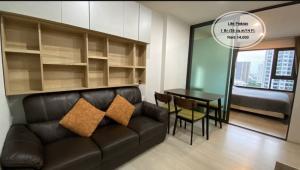 For RentCondoPinklao, Charansanitwong : Rent - Life Pinklao / 1 bed / 35 sqm. / 14th floor / next to MRT Bang Yi Khan, rent 14,000