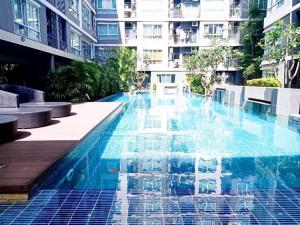 For SaleCondoRayong : ขายดีคอนโด เนินพระ ระยอง พร้อมอยู่ ห้องมุมวิวสระว่ายน้ำ ราคา 1. 45 ลบ.