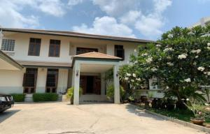 For SaleHouseOnnut, Udomsuk : 06001, House for sale with land 268 square wa, Soi Sukhumvit 93, near BTS Bang Chak. The house is in good condition, ready to move in, price is negotiable.