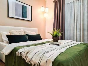 For SaleCondoChengwatana, Muangthong : N0230 ICondo Ngamwongwan 2 rooms, newly decorated, near MRT Purple Line, hotline 064 7464 265