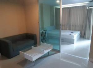 For RentCondoBangna, Lasalle, Bearing : For rent Swift Condo near Abac Bangna.