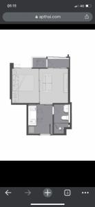 ขายดาวน์คอนโดราชเทวี พญาไท : ลด 2 แสน!!! The Address สยาม-ราขเทวี ชั้น 15 ตำแหน่งดีที่สุดของชั้น