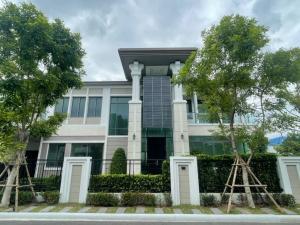 For SaleHouseEakachai, Bang Bon : Big detached house for sale, behind the corner (H1254) The Pavillion Private Residence Kanchanaphisek-Bangbon 3THE PAVILIA PRIVATE RESIDENCES(Kanchanaphisek-bangbon3)