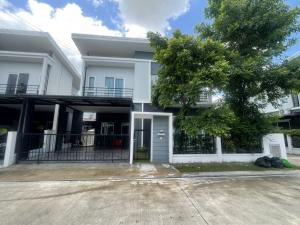 For RentHouseVipawadee, Don Mueang, Lak Si : Urgent ❗❗ Twin house for rent, good location, near Don Mueang Airport, Casa City Project, Don Mueang, Baan Rim