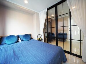 For RentCondoPattanakan, Srinakarin : Room for rent in Lumpini Pattanakan 26 - Petchaburee (SA-01)