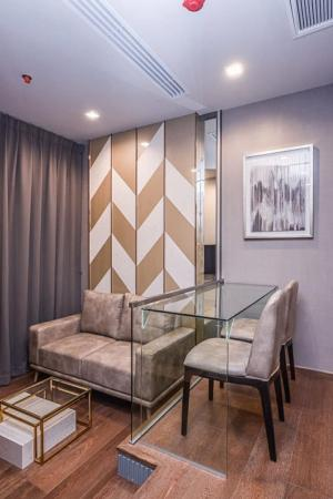 For RentCondoAri,Anusaowaree : Ideo Q Victory, new room, ready to move in 22,000/month