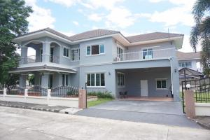 For RentHouseChiang Mai : A5MG0805 A house two storey for rent with 4 bedrooms,5 toilets