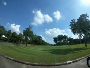 For SaleLandRangsit, Patumtani : Land for sale, Lam Luk Ka Golf Course Country Club, corner plot, next to Main Road