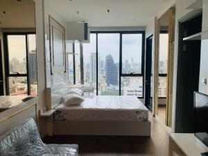 For RentCondoAri,Anusaowaree : For rent Ideo Q victory Studio 29 sqm. Floor 20+, new room, never been in, only 20,000 baht.