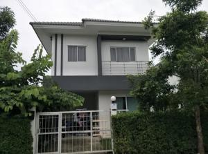 ขายบ้านลาดกระบัง สุวรรณภูมิ : ขายถูกที่สุดในโครงการ !! บ้านเดี่ยว 3 ห้องนอน 2 ห้องน้ำ  แลนซีโอ คริป อ่อนนุช - สุวรรณภูมิ