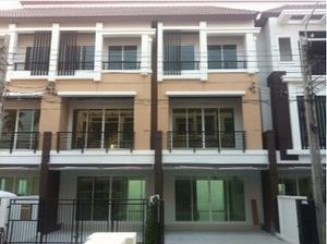 ขายทาวน์เฮ้าส์/ทาวน์โฮมราษฎร์บูรณะ สุขสวัสดิ์ : (เจ้าของขายเอง) ทาวน์โฮม 3 ชั้น บ้านกลางเมือง พระราม 3-ราษฎร์บูรณะ ใกล้บิ๊กซี ราษฎร์บูรณะ เนื้อที่ 20.3 ตารางวา 3 ห้องนอน 3 ห้องน้ำ ตกแต่งครบ