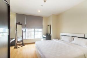 For RentCondoOnnut, Udomsuk : Urgent rent, 1 bedroom, 1 bathroom with bathtub, corner room, next to BTS Phra Khanong