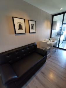 For SaleCondoBangna, Lasalle, Bearing : Condo for sale (actual room picture) High Rise, beautiful view, cheap price, 1 bedroom condo, Knightsbridge Sukhumvit 107 (Bearing) near the train station, only 400 meters