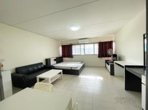 For RentCondoChengwatana, Muangthong : ป๊อปปูล่าคอนโด ห้องใหม่ -สะอาด- เฟอร์ครบ   - Line ID: @rooms