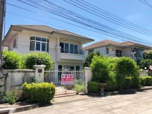 For SaleHouseNawamin, Ramindra : ขายบ้านเดี่ยวสภาพดี 67.4 ตรว. ศุภาลัย ออร์คิด ปาร์ค วัชรพล (Supalai Orchid Park) สุขาภิบาล 5 ออเงิน สายไหม กรุงเทพ