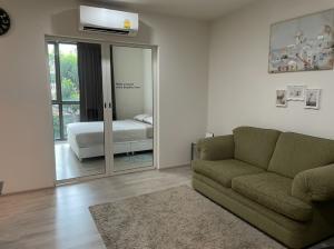 For RentCondoNawamin, Ramindra : Condo for rent Chambers Cher Ratchada-Ramintra *Condo decorated in Danish Modern style*
