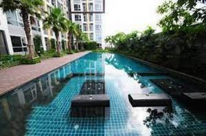 For RentCondoThaphra, Wutthakat : Line ID :@n4898 (with @ too) Casa Condo Ratchada-Ratchapruek price 10,000 baht/month