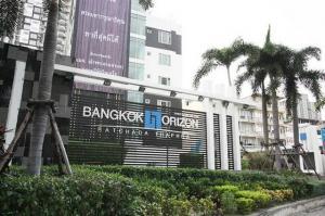 For RentCondoThaphra, Wutthakat : Line ID :@n4898 (with @ too) Bangkok Horizon Ratchada-Thapra price 8,000 baht/month