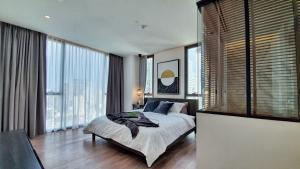 For RentCondoSukhumvit, Asoke, Thonglor : | For Rent | Muniq S23 2BED 2BATH 87 Sq. M. Fl.19 Ready to move in.