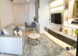 For RentCondoSathorn, Narathiwat : For rent KnightsBridge Prime Sathorn  1Bed, size 38 sq.m. Beautiful room, fully furnished.