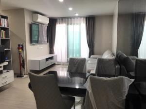 For SaleCondoLadprao, Central Ladprao : Condo for sale Life Ladprao, 2 bedrooms, 2 bathrooms, size 75 sqm., next to BTS Ha Yaek Lat Phrao